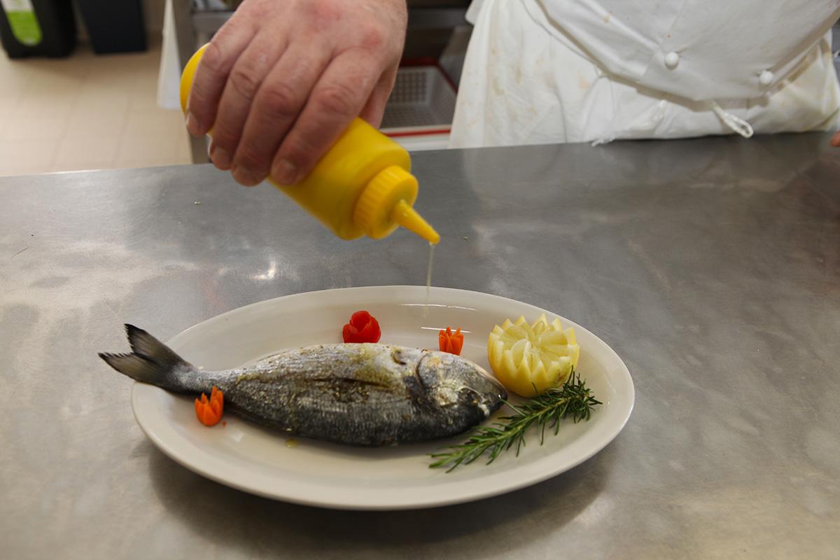 Cucina Hotel Aurora